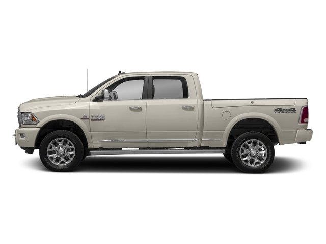 2017 Ram Truck 2500 Pictures 2500 Longhorn 4x4 Crew Cab 8' Box photos side view