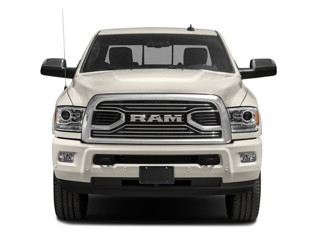 2017 Ram Truck 2500 Pictures 2500 Longhorn 4x4 Crew Cab 8' Box photos front view