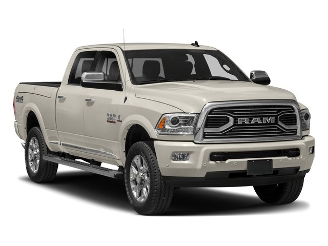 2017 Ram Truck 2500 Prices and Values Crew Cab Longhorn 4WD side front view