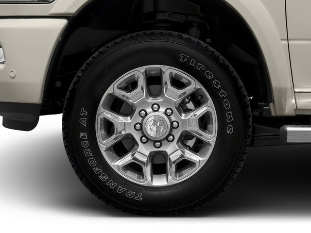 2017 Ram Truck 2500 Prices and Values Crew Cab Longhorn 4WD wheel