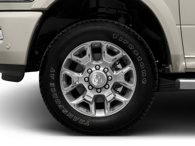 2017 Ram Truck 2500 Pictures 2500 Crew Cab Longhorn 2WD photos wheel