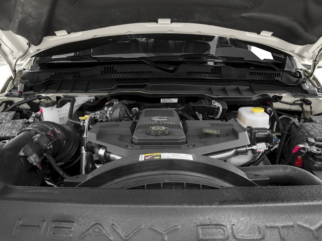 2017 Ram Truck 2500 Prices and Values Crew Cab Longhorn 4WD engine