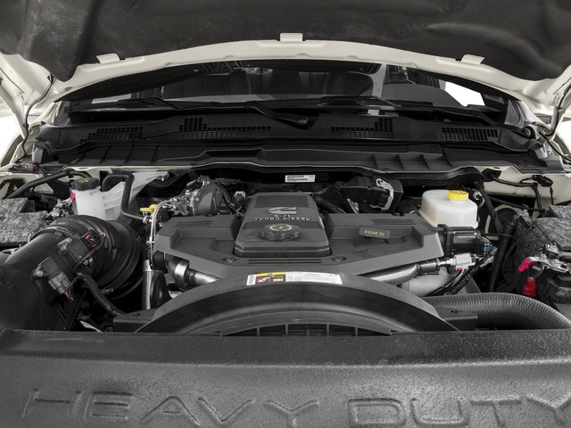 2017 Ram Truck 2500 Pictures 2500 Crew Cab Longhorn 2WD photos engine