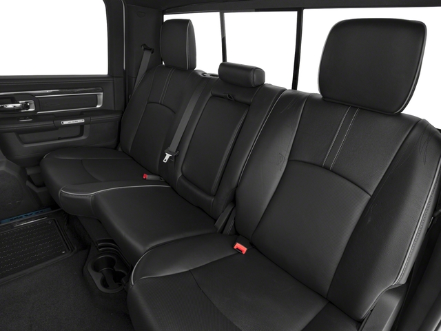 2017 Ram Truck 2500 Base Price Limited 4x2 Crew Cab 6'4 Box Pricing backseat interior