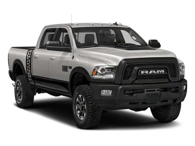 2017 Ram Truck 2500 Prices and Values Crew Power Wagon Laramie 4WD side front view