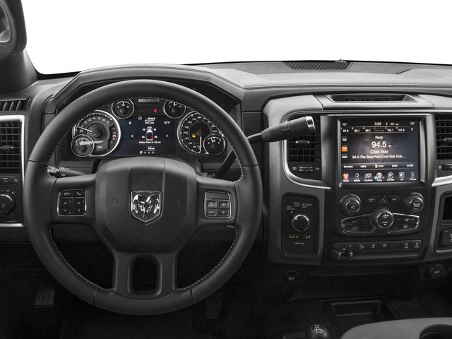 2017 Ram Truck 2500 Prices and Values Crew Power Wagon 4WD driver's dashboard
