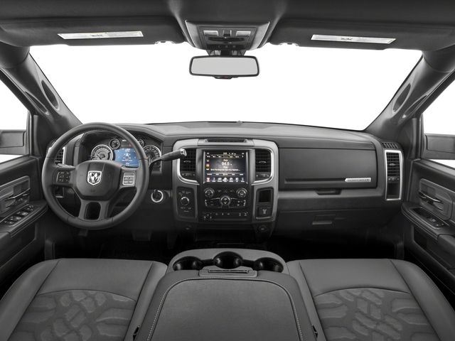 2017 Ram Truck 2500 Prices and Values Crew Power Wagon Laramie 4WD full dashboard