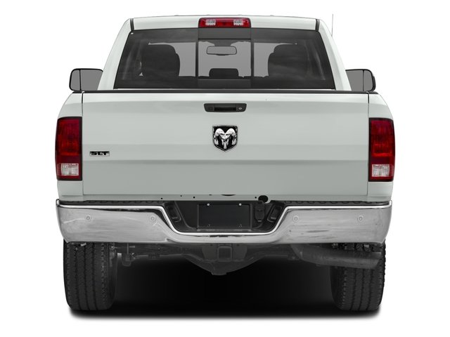 2017 Ram Truck 2500 Pictures 2500 Crew Cab SLT 2WD photos rear view
