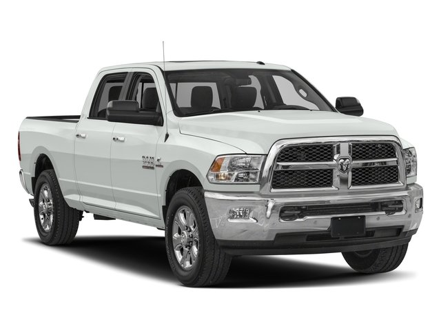 2017 Ram Truck 2500 Pictures 2500 Crew Cab SLT 2WD photos side front view