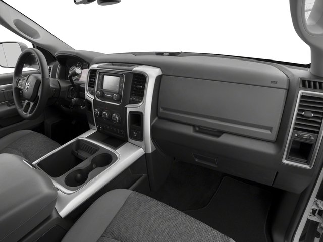 2017 Ram Truck 2500 Pictures 2500 SLT 4x2 Crew Cab 8' Box photos passenger's dashboard
