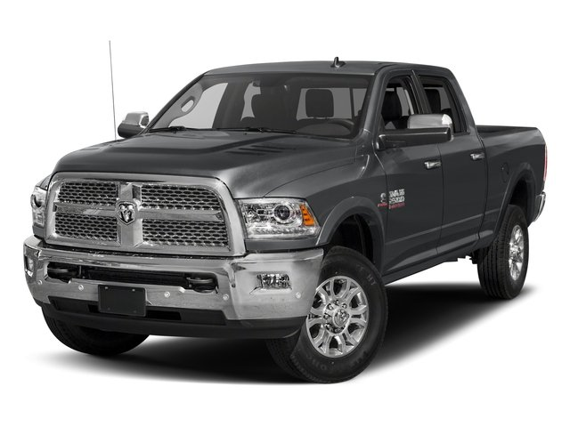 2017 Ram Truck 2500 Pictures 2500 Laramie 4x2 Crew Cab 8' Box photos side front view