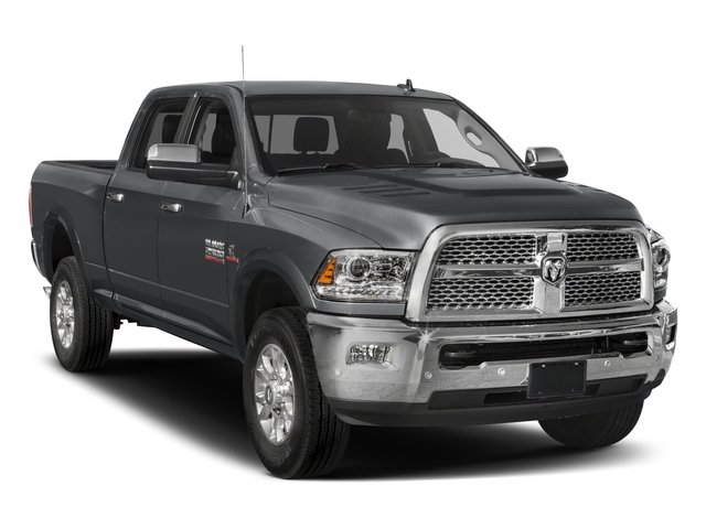 2017 Ram Truck 2500 Prices and Values Crew Cab Laramie 4WD side front view