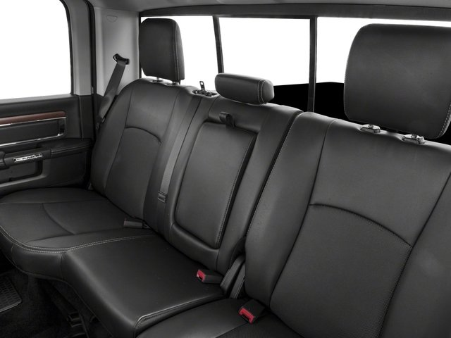 2017 Ram Truck 2500 Pictures 2500 Crew Cab Laramie 2WD photos backseat interior