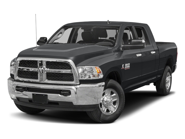 2017 Ram Truck 2500 Base Price SLT 4x2 Mega Cab 6'4 Box Pricing side front view