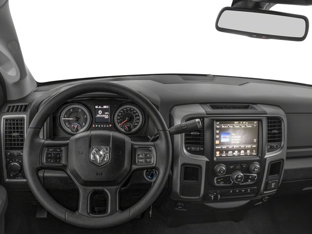 2017 Ram Truck 2500 Prices and Values Mega Cab Bighorn/Lone Star 4WD driver's dashboard