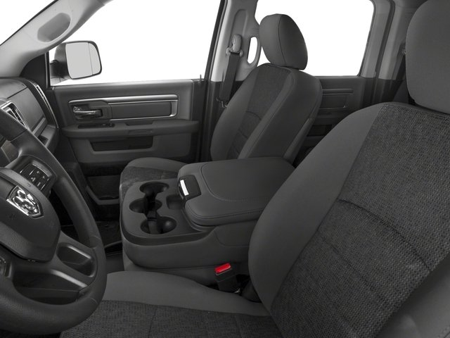 2017 Ram Truck 2500 Prices and Values Mega Cab Bighorn/Lone Star 4WD front seat interior