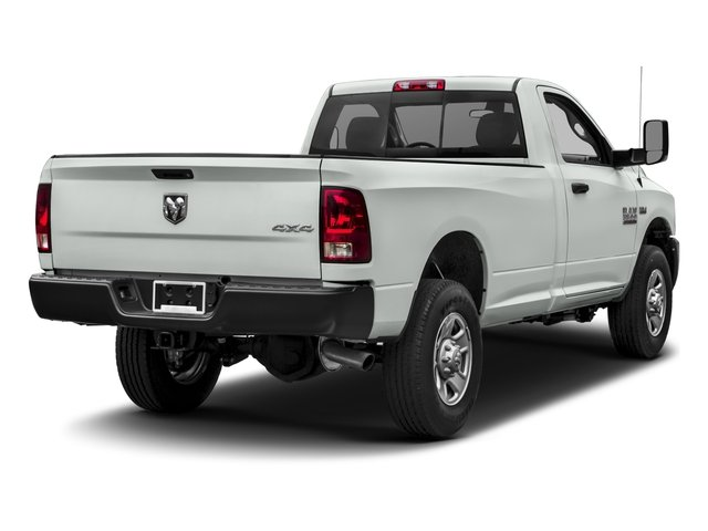 2017 Ram Truck 3500 Base Price SLT 4x4 Reg Cab 8' Box Pricing side rear view