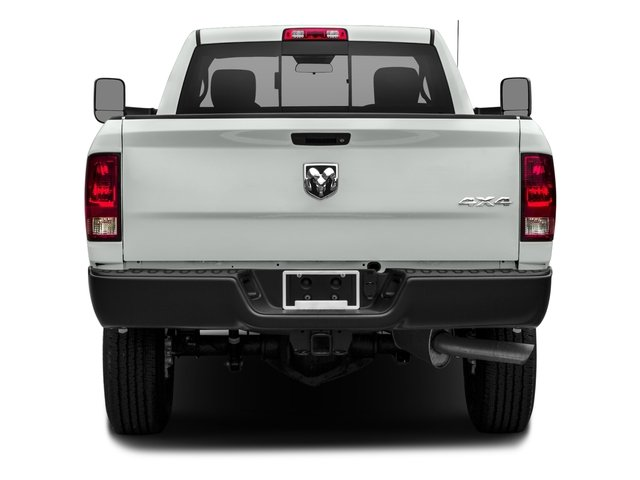 2017 Ram Truck 3500 Prices and Values Regular Cab SLT 2WD rear view