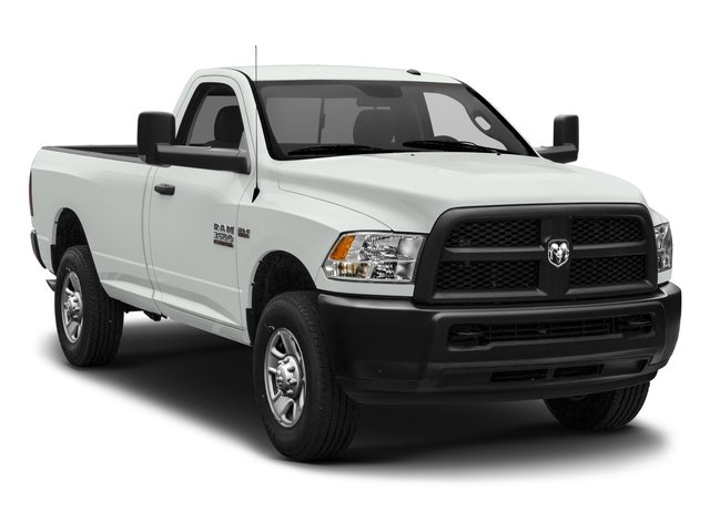 2017 Ram Truck 3500 Prices and Values Regular Cab SLT 2WD side front view