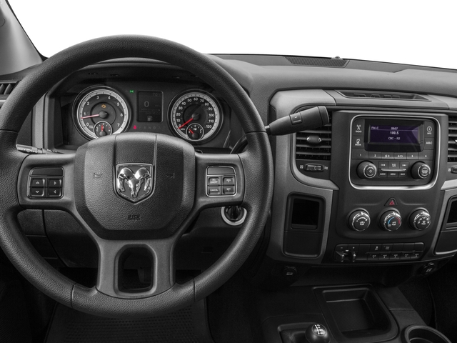 2017 Ram Truck 3500 Base Price SLT 4x4 Reg Cab 8' Box Pricing driver's dashboard