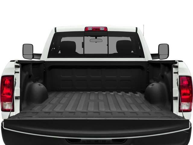 2017 Ram Truck 3500 Pictures 3500 SLT 4x4 Reg Cab 8' Box photos open trunk