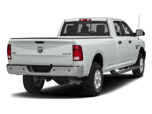 2017 Ram Truck 3500 Prices and Values Crew Cab Limited 2WD side rear view