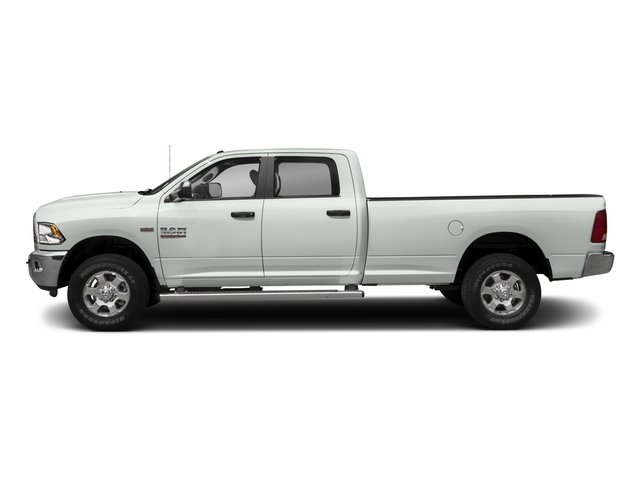 2017 Ram Truck 3500 Pictures 3500 Crew Cab SLT 2WD photos side view