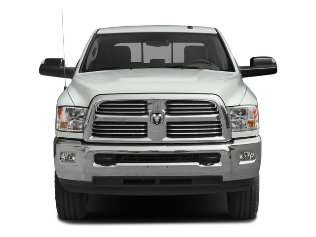 2017 Ram Truck 3500 Pictures 3500 Big Horn 4x2 Crew Cab 6'4 Box photos front view