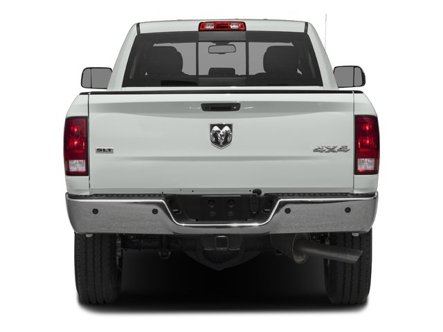 2017 Ram Truck 3500 Prices and Values Crew Cab Limited 2WD rear view