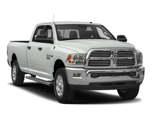 2017 Ram Truck 3500 Pictures 3500 Crew Cab SLT 2WD photos side front view