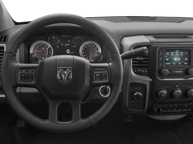 2017 Ram Truck 3500 Prices and Values Crew Cab Limited 2WD driver's dashboard