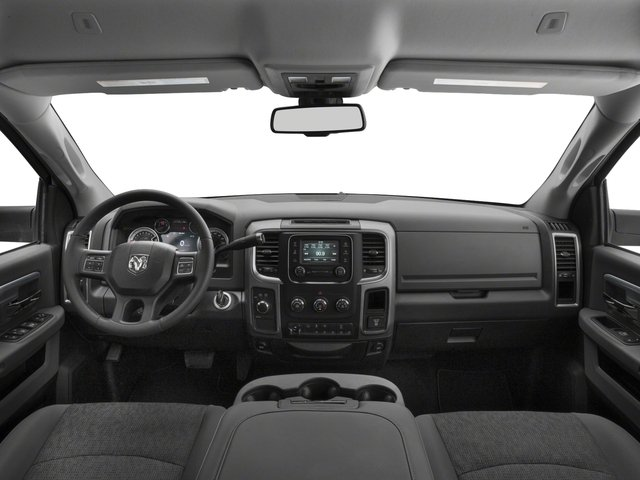 2017 Ram Truck 3500 Prices and Values Crew Cab Limited 2WD full dashboard