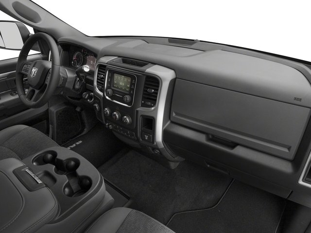 2017 Ram Truck 3500 Pictures 3500 Big Horn 4x2 Crew Cab 6'4 Box photos passenger's dashboard