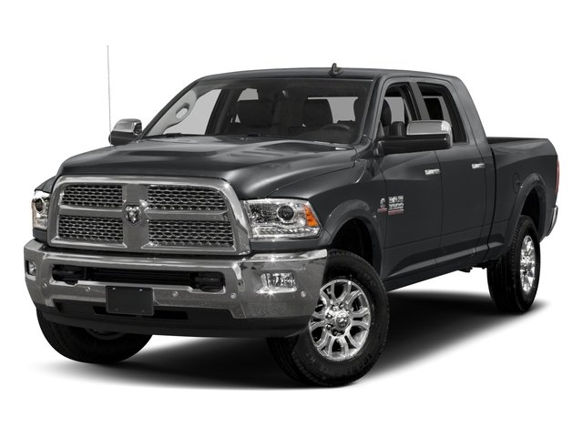 2017 Ram Truck 3500 Pictures 3500 Mega Cab Longhorn 4WD photos side front view