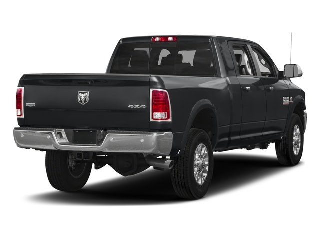 2017 Ram Truck 3500 Base Price Limited 4x4 Mega Cab 6'4 Box Pricing side rear view