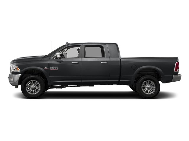 2017 Ram Truck 3500 Pictures 3500 Mega Cab Longhorn 4WD photos side view