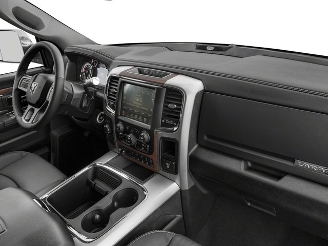 2017 Ram Truck 3500 Base Price Limited 4x4 Mega Cab 6'4 Box Pricing passenger's dashboard