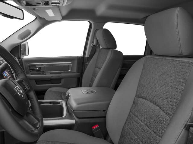 2017 Ram Truck 3500 Prices and Values Mega Cab Bighorn/Lone Star 2WD front seat interior
