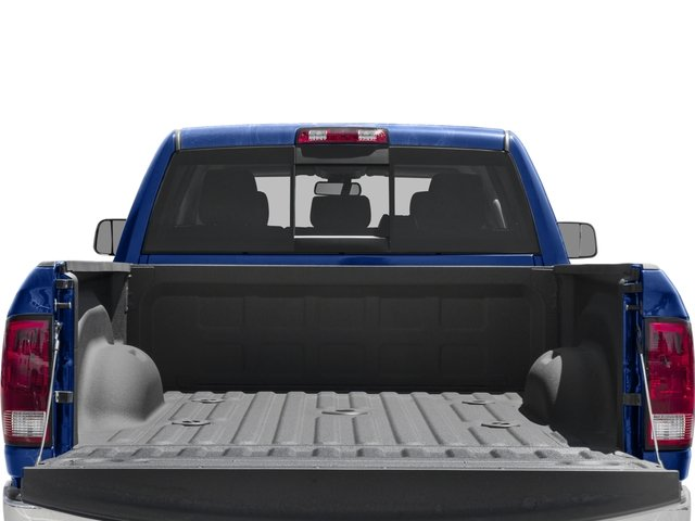 2017 Ram Truck 3500 Prices and Values Mega Cab Bighorn/Lone Star 2WD open trunk