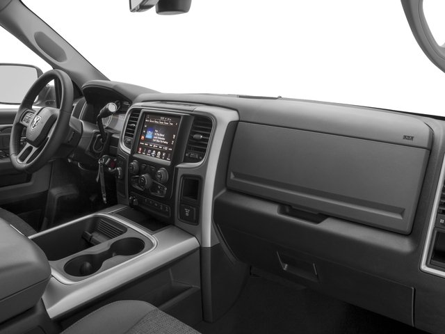 2017 Ram Truck 3500 Prices and Values Mega Cab SLT 2WD passenger's dashboard