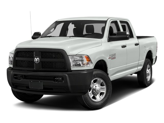 2017 Ram Truck 3500 Base Price Tradesman 4x4 Crew Cab 6'4 Box Pricing side front view