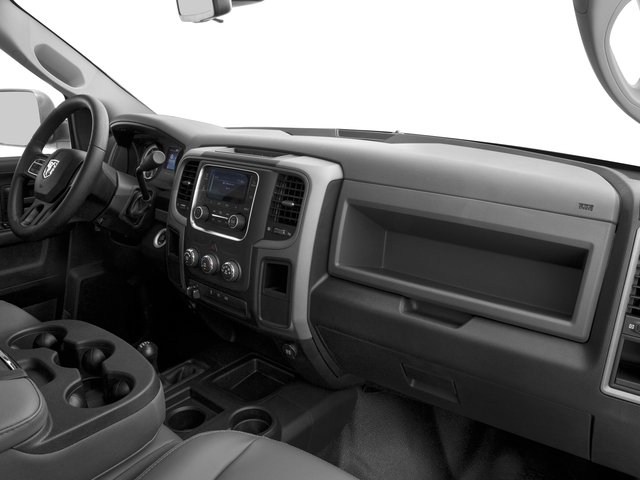 2017 Ram Truck 3500 Base Price Tradesman 4x4 Crew Cab 6'4 Box Pricing passenger's dashboard
