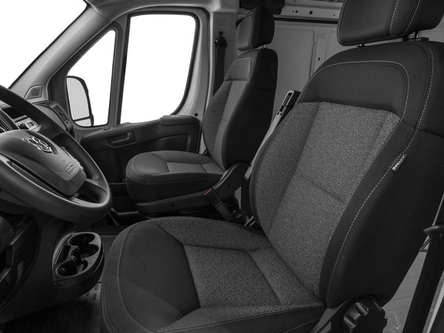 2017 Ram Truck ProMaster Cargo Van Base Price 1500 Low Roof 136 WB Pricing front seat interior