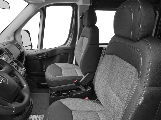 2017 Ram Truck ProMaster Cargo Van Base Price 2500 High Roof 136 WB Pricing front seat interior