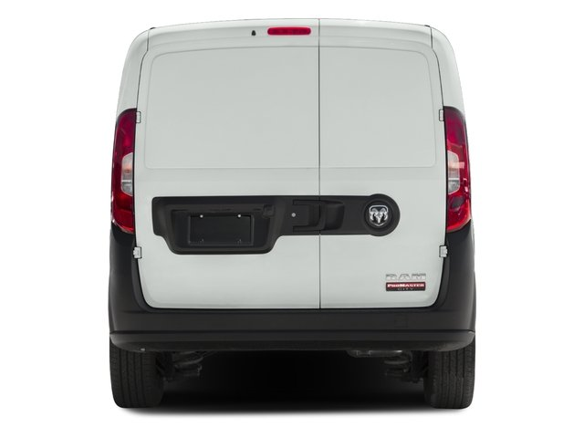 2017 Ram Truck ProMaster City Cargo Van Pictures ProMaster City Cargo Van Tradesman Van photos rear view