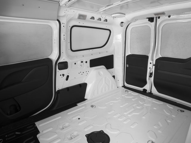 2017 Ram Truck ProMaster City Cargo Van Pictures ProMaster City Cargo Van Tradesman Van photos backseat interior