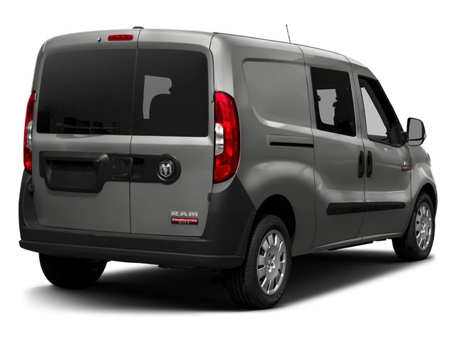 2017 Ram Truck ProMaster City Wagon Prices and Values Passenger Van side rear view