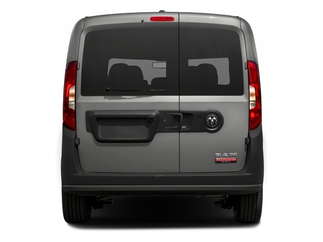 2017 Ram Truck ProMaster City Wagon Prices and Values Passenger Van rear view