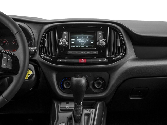 2017 Ram Truck ProMaster City Wagon Prices and Values Passenger Van stereo system