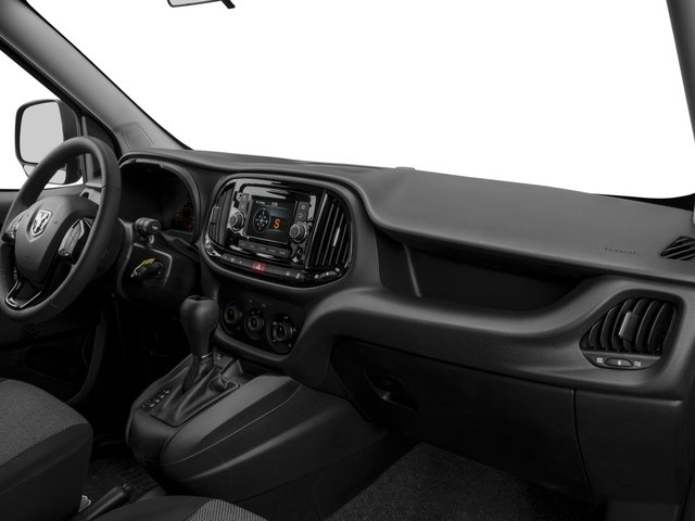 2017 Ram Truck ProMaster City Wagon Prices and Values Passenger Van passenger's dashboard